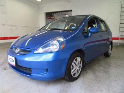2008 Honda Fit Base (Blue)