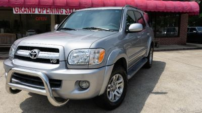 2006 Toyota Sequoia Limited (PEW)