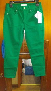Brand New Cool Crop Jeans - 27