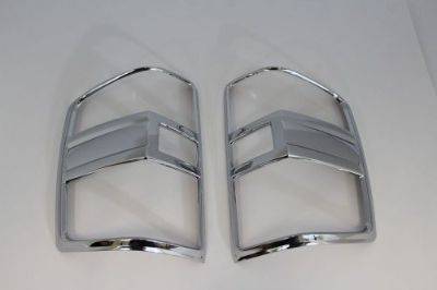Sell Carrichs 381D Chrome Taillight Cover: Chevy Silverado 2014-2016, Part # TLCH105 motorcycle in Bolingbrook, Illinois, United States, for US $48.99