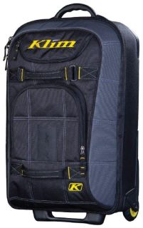 Find New Klim Wolverine Wheeled Carry-On Bag Black Motocross ATV Off-Road Luggage motorcycle in Ashton, Illinois, US, for US $159.99