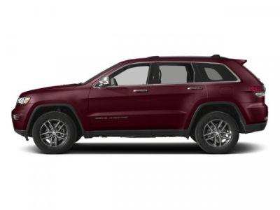 2017 Jeep Grand Cherokee Limited (Velvet Red Pearlcoat)