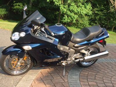 2005 Kawasaki ZZR 1200