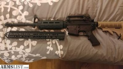 For Sale: Ar 15. With bcg 1:7 twist