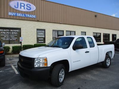 2012 Chevrolet Silverado 1500 Work Truck (Summit White)