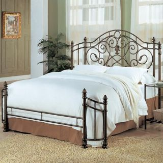 Beckley Queen Iron Bed