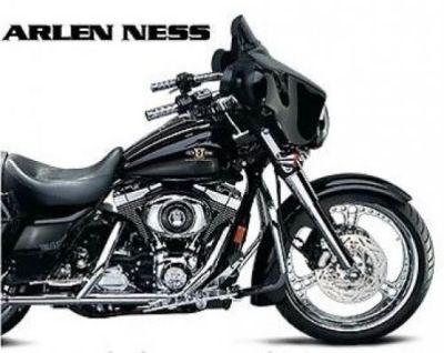 "Purchase Ness Big Wheeler Front Fender for Harley Davidson Touring Models Bagger 21"" motorcycle in Sorrento, Florida, United States, for US $229.99"