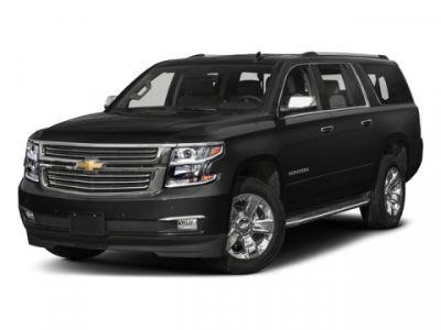 2018 Chevrolet Suburban LT 1500 (Black)