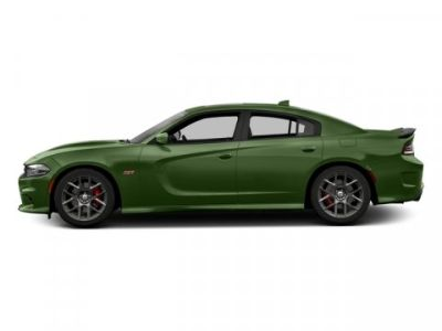 2018 Dodge Charger SRT8 Super Bee (F8 Green)