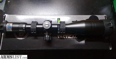 For Sale: Bushnell Elite Tactical 6-24x50 G2DMR FFP w Extra