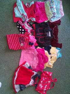 Baby girl clothes all 12 months