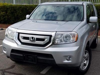 2011 Honda Pilot EX-L w/DVD (Alabaster Silver Metallic)