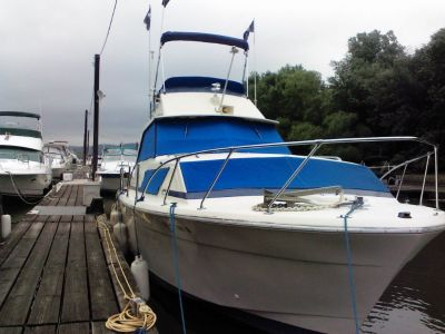 1972 Chris craft commander 33/ft