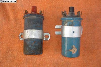 12-Volt Blue Bosch Coils