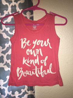 Old Navy Tank Top- Size 2T
