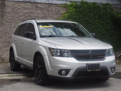 2013 Dodge Journey SXT (Bright Silver Metallic)