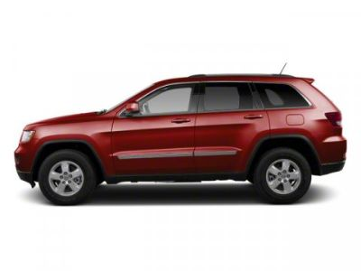 2012 Jeep Grand Cherokee Laredo (Deep Cherry Red Crystal Pearl)