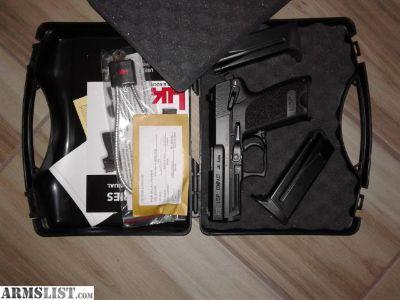 For Sale: HK USP Compact .45 ACP