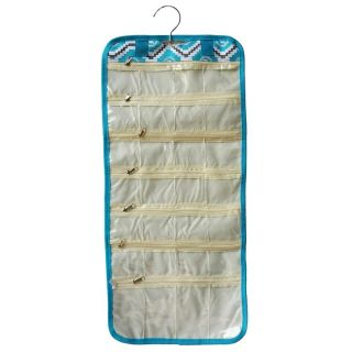 Hang and fold jewelry storage bag, new