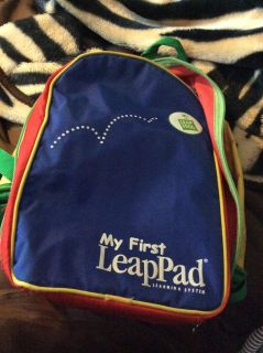 My First LeapFrog LeapPad Learning System Carrying Case