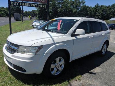 2010 Dodge Journey SXT (White)