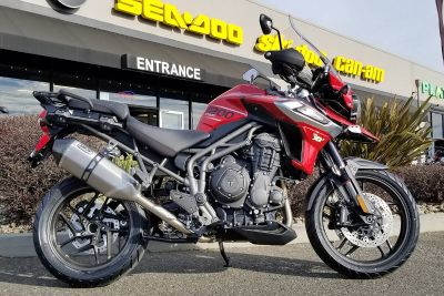 2018 Triumph Tiger 1200 XRt Dual Purpose Motorcycles Elk Grove, CA