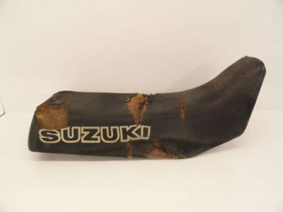 Sell 86 86 87 Suzuki LT 230 G H Shaft used Seat Body Cover Pan Foam 45100-18A00-58P motorcycle in Chippewa Lake, Ohio, United States, for US $65.00