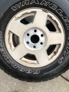 Alloy Rims Set of 4