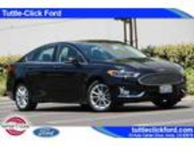 Used 2019 Ford Fusion Energi BLACK, 6.53K miles