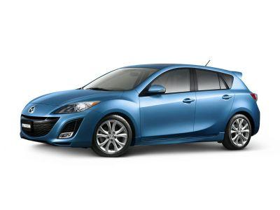 2010 Mazda Mazda3 Sport (Blue)