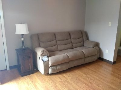 Brand New Reclining Couch from Park Home Furniture