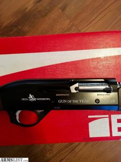 For Sale/Trade: New Benelli Montefeltro