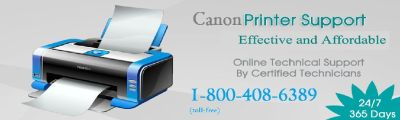 Canon Printer Support 1800-408-6389 for fix instant Help