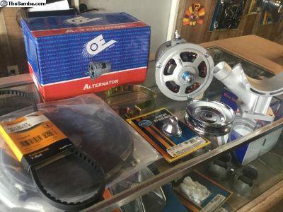 Deluxe Alternator Conversion Kit