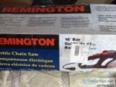 REMINGTON . CHAINSAW quot BAR Elect. Unused