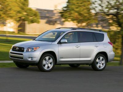 2008 Toyota RAV4 Limited (Savannah Metallic)
