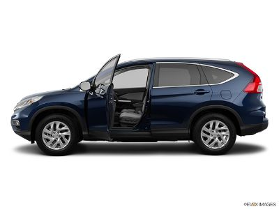 2015 Honda CR-V EX-L AWD (Obsidian Blue Pearl)