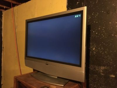 Flat screen tv Westinghouse 32
