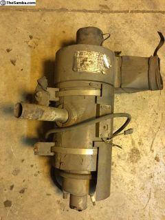 Stewart Warner Gas Heater