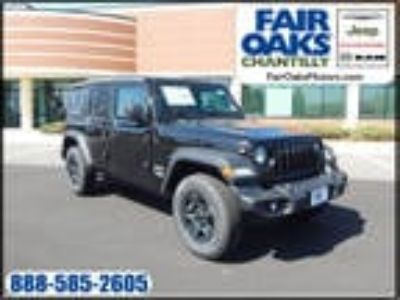2018 Jeep Wrangler Unlimited Black, 43 miles