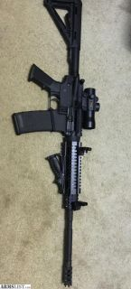 For Sale/Trade: Anderson AR 15