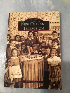 New Orleans Television Paperback
