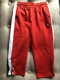 3T Athletic Polo Pants