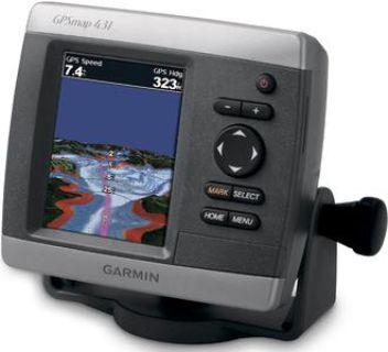Purchase Garmin 0100076501 GPSMAP431S PLOTTER/SOUNDER motorcycle in Stuart, Florida, US, for US $573.35