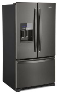 New Whirlpool 24.7-cu ft French Door Refrigerator with Ice Maker