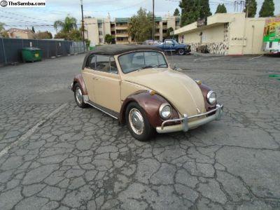 1967 Volkswagen Convertible