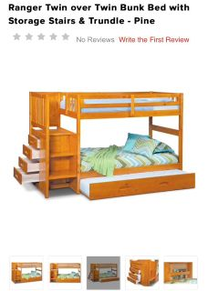Bunk Beds from American Signature