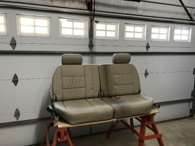 98-07 Toyota Land Cruiser 3rd row seats excellent condition!!