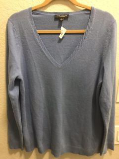 Ann Taylor 100% Cashmere Sweater - Brand New