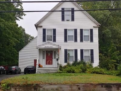 4 Bed 2 Bath Preforeclosure Property in Leominster, MA 01453 - West St